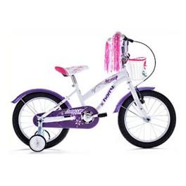 """Harry Lolly 16 - 16"""" dětské dívčí jízdní kolo"""