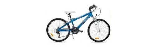 """24"""" dětská jízdní kola"""